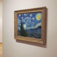 #TBT Art Image – Starry Night at MOMA