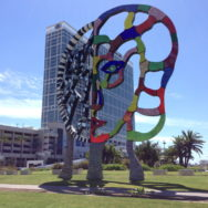 "#TBT Art Image – San Diego Sculpture ""Coming Together"""